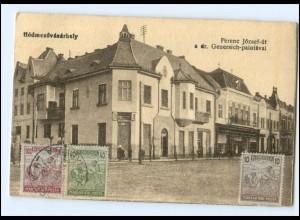 S2618/ Hódmezővásárhely Ungarn AK 1923