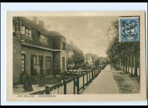S2649/ Soesterberg Ons Belang Niederlande AK 1923