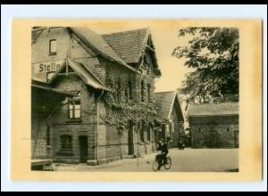 XX13252/ Stelle Bahnhof AK 40er Jahre