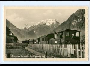 XX13333/ Mayrhofen Zillertalbahn Foto AK ca.1935