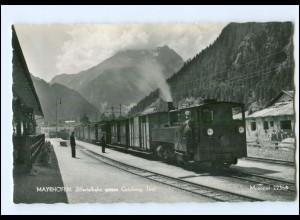 XX13334/ Mayrhofen Zillertalbahn Foto AK ca.1960