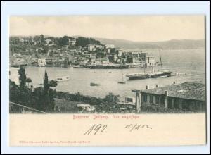 XX13351/ Bosphore Jenikeuy Türkei AK 1902