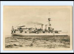 XX13372/ Flydepafartget Dristigheten Marine Kriegsschiff Schweden AK ca.1930