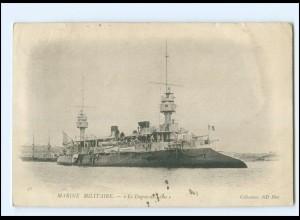"""XX13695/ Marine militaire """"Le Dupuy-de-Lome"""" Kriegsschiff AK 1904 Frankreich"""