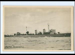XX13371/ Jagaren Nordenskjöld Marine Kriegsschiff Schweden AK ca.1930