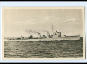 XX13370/ Jagaren Ehrensköld Marine Kriegsschiff Schweden AK ca.1930