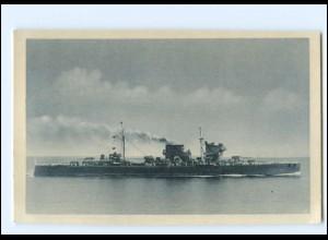XX13161/ Marina de Guerra Espanola Crucere Canarias Spanien Kriegsschiff AK