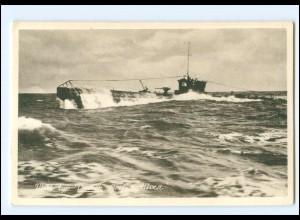 XX13378/ Ubät U-Boot Drake, Gripen Ulven Marine Kriegsschiff Schweden AK ca.1930