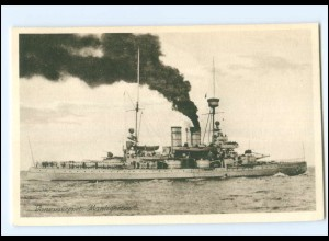XX13373/ Pansarskeppet Manligheten Marine Kriegsschiff Schweden AK ca.1930