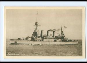 XX13374/ Pansarskeppet Oscar II. Marine Kriegsschiff Schweden AK ca.1930