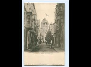 XX13354/ Constantinople Konstantinopel Tour de Galata Türkei AK 1902