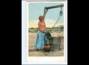XX13465/ Papago Indianer AK USA ca.1900