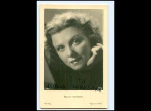 XX13432/ Maria Nicklisch Original Autogramm schöne Ross Foto AK 1941