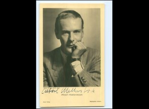 XX13433/ Albert Matterstock Original Autogramm schöne Ross Foto AK 1938