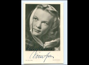 XX13440/ Marianne Simson Original Autogramm Foto AK ca.1940