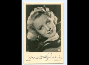 XX13434/ Mady Rahl Original Autogramm schöne Ross Foto AK 1938
