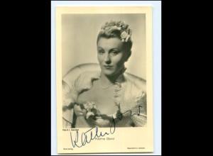 XX13435/ Käthe Gold Original Autogramm schöne Ross Foto AK ca. 1938