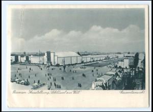 """XX13414/ Bremen Ausstellung """"Schlüssel zur Welt"""" AK 1938"""