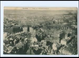 Y18857/ Hamburg Blick vom Michel AK 1917