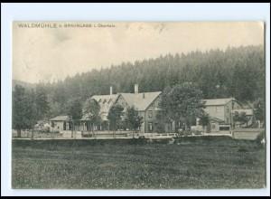 Y18958/ Waldmühle bei Braunlage AK 1907
