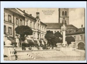 V1663-8662/ Helmbrechts Kriegerdenkmal AK ca.1920