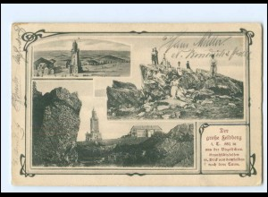 Y18882/ Der große Feldberg im Ts. AK 1908