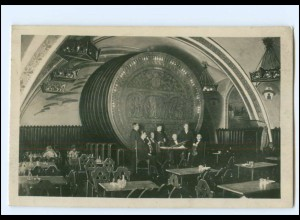 Y18897/ Wien Grinzingerkeller Original Lanner-Quartett Foto AK ca.1930