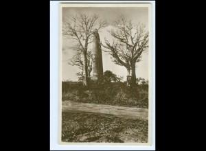 Y18905/ Mombasa Arabischer Wachtturm Woermann-Linie Foto AK ca.1925 Kenia