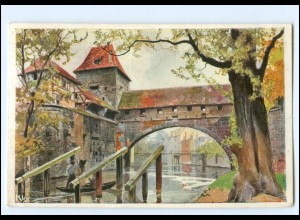 Y18907/ Nürnberg Bayer. Jubiläums-Landesausstellung Kley AK 1906