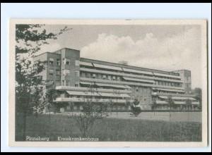 V1658/ Pinneberg Kreiskrankenhaus AK ca.1940