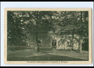 V1690/ Bremen Tennever Bierstedt`s Sommergarten AK 1926