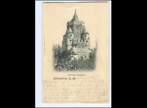 V1679/ Königsberg Chojna Neumark Schwedter Thorthurm AK 1901