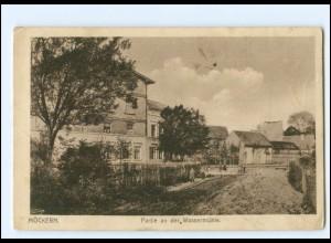 V1683-392/ Möckern Partie a.d. Wassermühle AK ca.1920