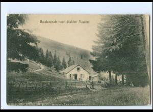 Y18918/ Boenlesgrab beim Kahlen Wasen Elsaß AK 1917