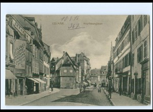 Y18921/ Colmar Kopfhausgasse AK Elsaß 1916