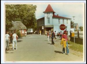 Y18981/ Amrum Foto 60/70er Jahre