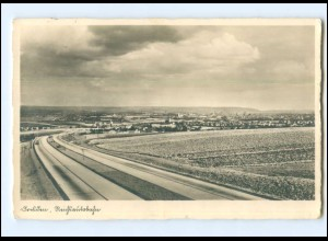 XX13515/ Dresden Reichsautobahn Foto AK 1940