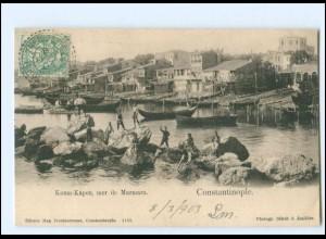 XX13570/ Constaninople Komm-Kapo Türkei AK 1903