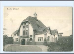 XX13529/ Hamburg Bahnhof Ohlsdorf 1906 AK