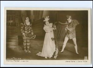 XX13540/ Henny Porten in den Film Meine Tante - Deine Tante, Clown Harfe AK