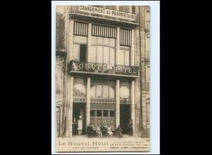 S2662/ Le Puy-en-Velay Le Nouvel Hotel Frankreich AK ca.1920