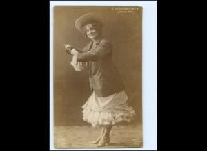 Y19190/ G. Kapolnay Iren Ungarn Schauspielerin NPG Foto AK 1906