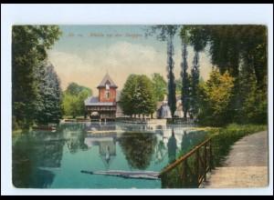 Y19151/ Mühle an der Suippes Frankreich AK 1917