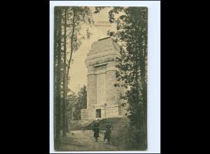 Y19163/ Itzehoe Bismarcksäule AK 1917