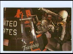 Y19221/ Raumfahrt Astronaut John Glenn - Friendship 7 AK