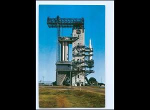 Y19223/ Raumfahrt NASA Rakete AK