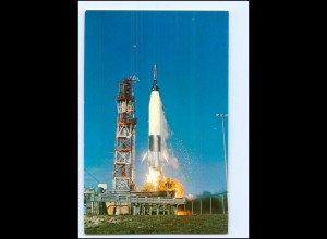 Y19224/ Raumfahrt Cape Canaveral Astronaut John Glenn Rakete AK