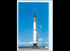 Y19225/ Raumfahrt NASA Commander Alan B. Shepard Rakete AK