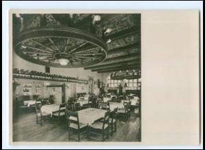 Y19050/ Bremen Bierrestaurant Flett Böttcherstr. Foto AK 1932