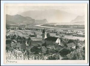 V1699/ Triesen Liechtenstein Foto AK 1957